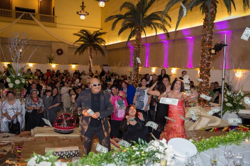Wedding Reception at Corinthian Event Center in San Jose, CA