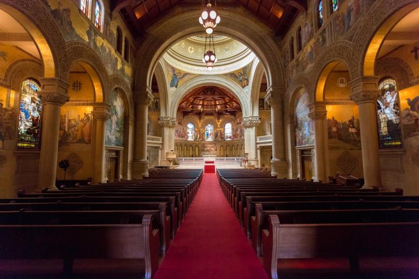 Memorial Church in Stanford, CA
